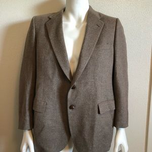 Lanvin Paris Sport Coat size 44 Short